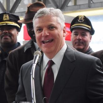 Dan Conley, Suffolk Count District Attorney