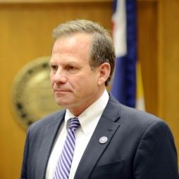 Stanley Garnett, Boulder County District Attorney