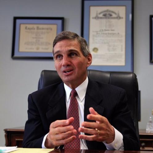 Leon Cannizzaro, Jr., Orlean Parish District Attorney