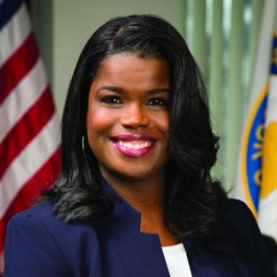 Kimberly Foxx, Cook County State's Attorney