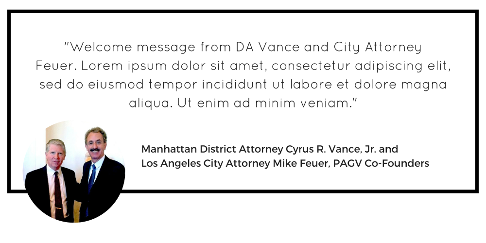 Welcome message from DA Vance and City Attorney Feuer (1)