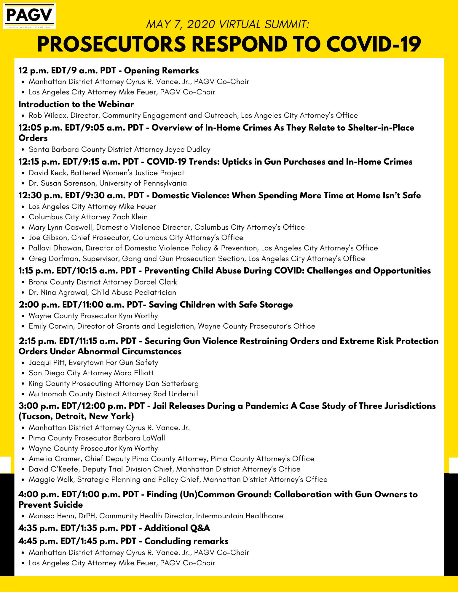 PAGV Virtual Summit Agenda v12